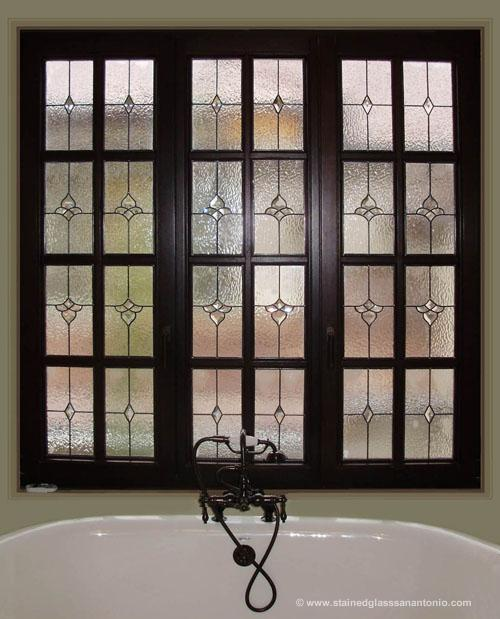 Stained glass san antoniostained glass san antonio for Custom design windows