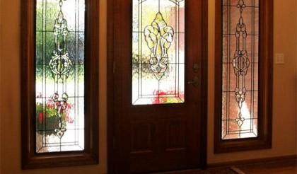 San Antonio Stained Glass Entryways