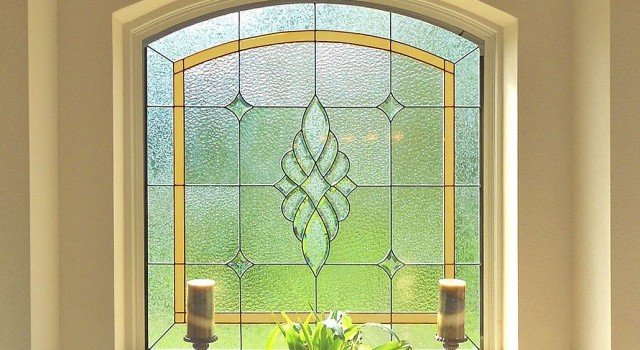 Stained Glass Bathroom Windows Stained Glass San Antonio