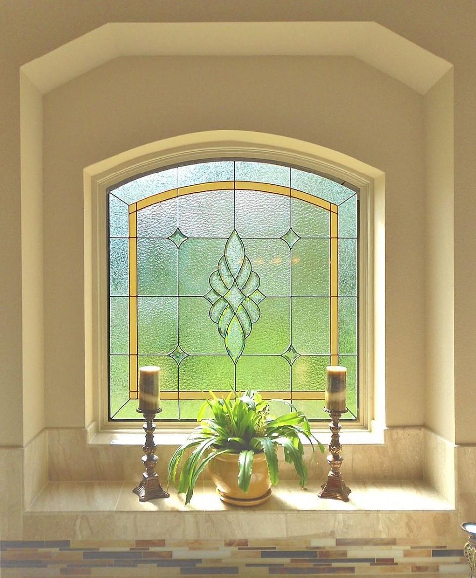 Bathroom Stained Glass San Antoniostained Glass San Antonio