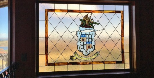 family crest stained glass san antonio