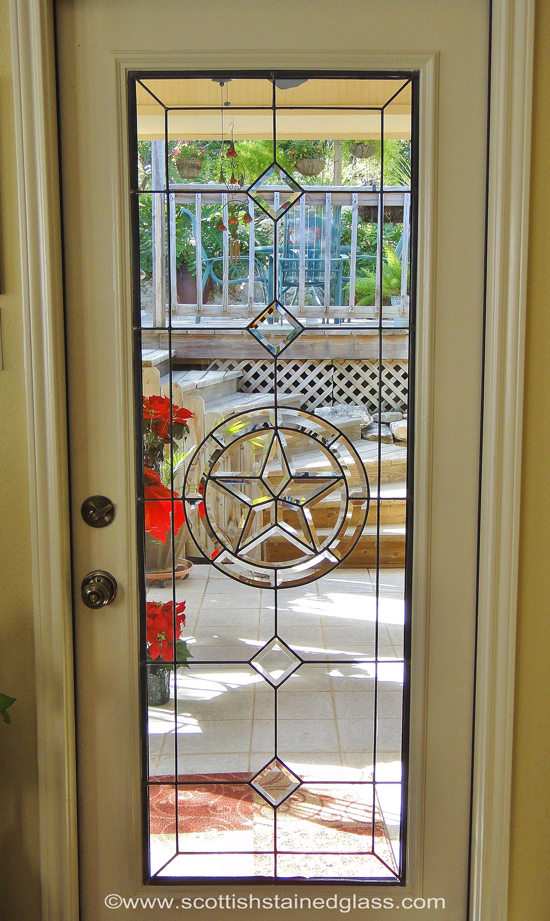 Texas Pride Stained Glass In Your San Antonio Home Or