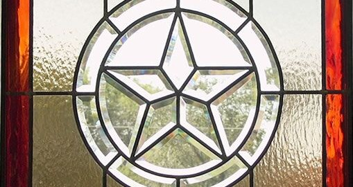 texas star texas pride stained glass san antonio