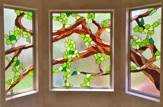 painted glass san antonio