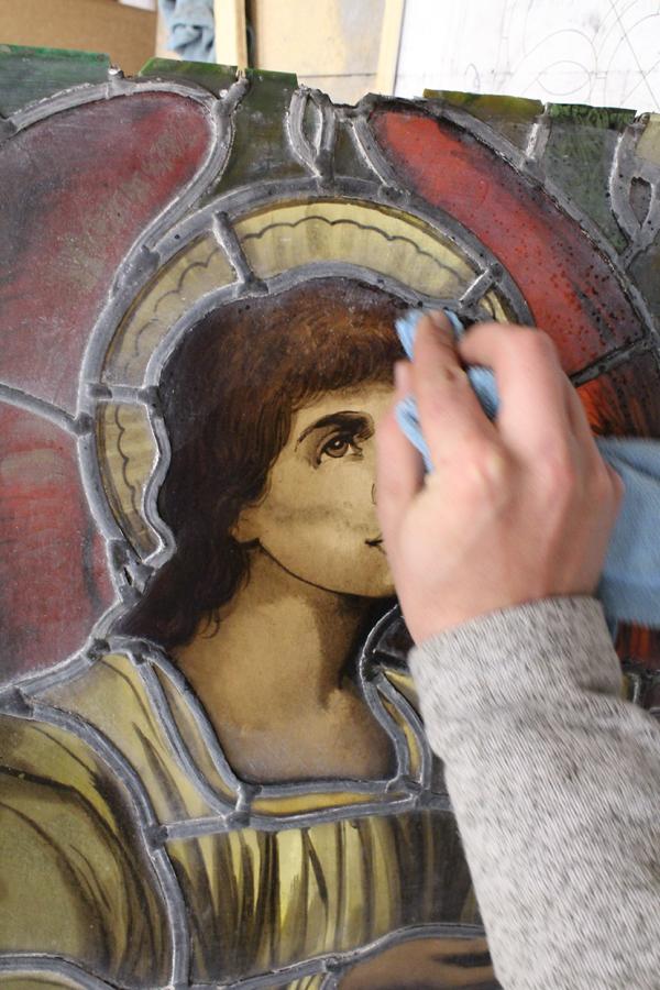 san antonio church stained glass repair and restoration