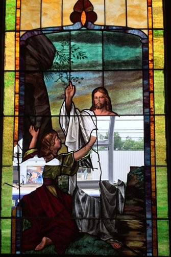 d17c5c6b8427 Church Stained Glass Restoration   RepairStained Glass San Antonio