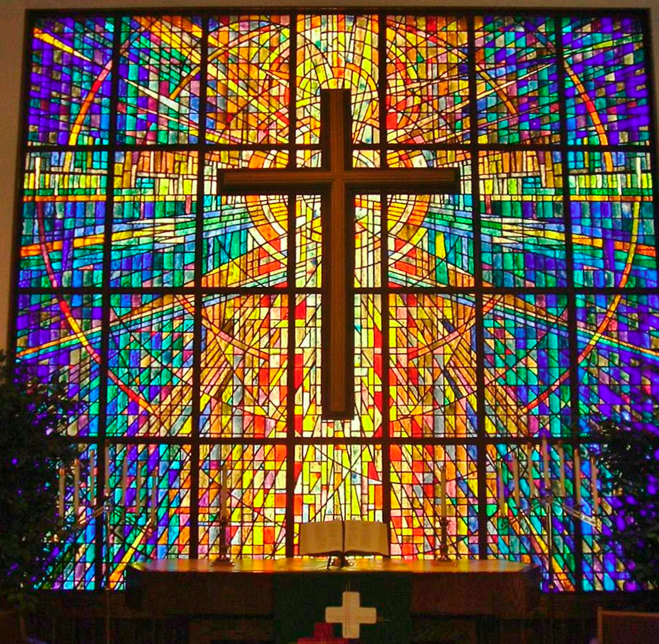 San Antonio Stained Glass Windows Stained Glass San