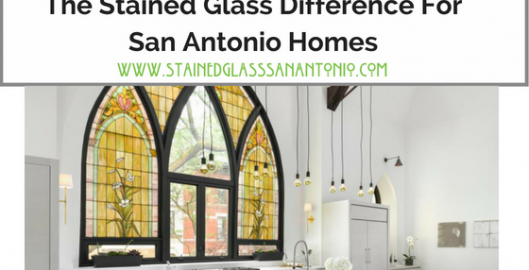 The Scottish Stained Glass Difference San Anotonio
