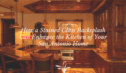 kitchen stained glass san antonio