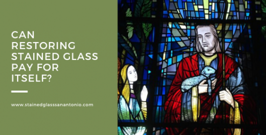 stained glass restoration pay san antonio