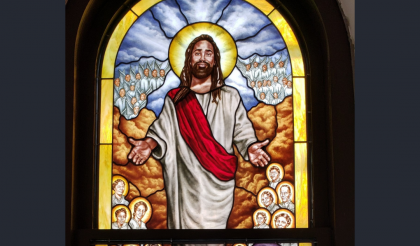 stained glass restoration tulsa vernon ame church