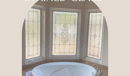 stained glass san antonio home
